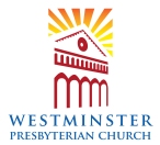 Westminster logo - Stacked